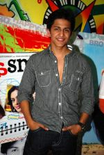 Subhashish Mukherjee at the Audio release of Aasma - The Sky Is The Limit in Planet M on 30th December 2008 (3).JPG