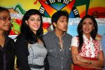 Subhashish Mukherjee, Hrishita Bhatt at the Audio release of Aasma - The Sky Is The Limit in Planet M on 30th December 2008 (2).JPG