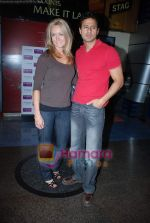 Aryan Vaid at Australia film premiere in Fame Adlabs, Andheri on 1st December 2009 (2).JPG