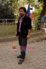 Kailash Kher on the sets of Indian Idol 4 on 3rd Jan 2009 (5).JPG