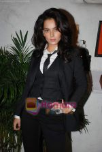Kangana Ranaut at Daboo Ratnani_s star studded calendar launch on 5th Jan 2009 (18).JPG