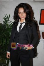 Kangana Ranaut at Daboo Ratnani_s star studded calendar launch on 5th Jan 2009 (6).JPG