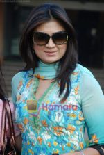 Sonia Kapoor at Sab TV Makarsankranti celebrations on 8th Jan 2009 (2).JPG