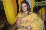 Seema Kapoor on the sets of Bidaai in Mira Road on 10th Jan 2009 (2).JPG