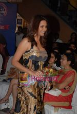 Diana Hayden at Nivea Femina Miss India wild entry round in Inorbit Mall on 11th Jan 2009 (2).JPG