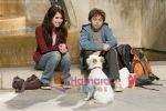 Emma Roberts, Jake T. Austin in a still from movie Hotel for Dogs (1).jpg