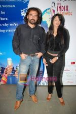 Mukul Dev at Miss India Worldwide audition round in Raheja College on 11th Jan 2009 (10).JPG
