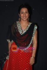 Madhushree on the sets of Sa Re Ga Ma in Concord Studio on 12th Jan 2009 (2).JPG