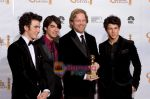 The Jonas Brothers at 66th Annual Golden Globe Awards on 13th Jan 2009 (21).jpg