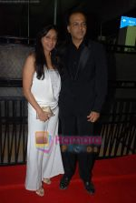 Ashutosh Gowariker with wife Sunita at Lions Club Awards on 14th Jan 2009 (2).JPG