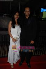 Ashutosh Gowariker with wife Sunita at Lions Club Awards on 14th Jan 2009 (28).JPG