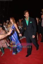Hrithik Roshan, Suzanne khan at Nokia 15th Annual Star Screen Awards 2008 on 14th Jan 2009 (23).JPG