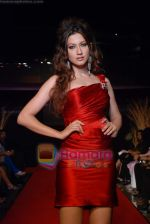 Gauhar Khan at the launch of designer Haasya Chandna collection in Sahara Star on 15th Jan 2009 (42).JPG