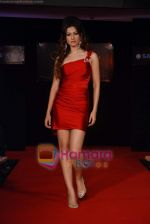 Gauhar Khan at the launch of designer Haasya Chandna collection in Sahara Star on 15th Jan 2009 (5).JPG
