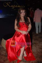 Haasya Chandna at the launch of designer Haasya Chandna collection in Sahara Star on 15th Jan 2009 (4).JPG