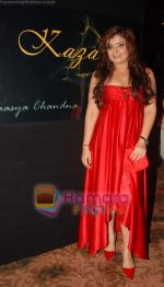 Haasya Chandna at the launch of designer Haasya Chandna collection in Sahara Star on 15th Jan 2009 (87).JPG