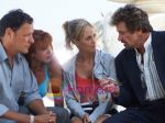 Martin Kove, Chris Mulkey, Spice Williams-Crosby, Jeanette Roxborough in still from the movie Bare Knuckles.jpg