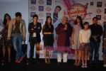 Randeep Hooda, Raima Sen, Javed Akhtar, Madhureeta Anand, Juhi Pandey at Music launch of Mere Khwabon Mein Jo Aaye in PVR on 15th Jan 2009 (2).JPG