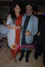 Upasna Singh, Mac Mohan at the celebration of Anil Nagrath_s 25 years in Bollywood in Time and Again on 16th Jan 2009 (2).JPG