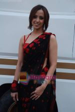 Ishita Arun on the sets of Danicng Queen in Powai on 18th Jan 2009 (3).JPG