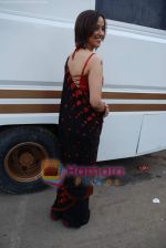 Ishita Arun on the sets of Danicng Queen in Powai on 18th Jan 2009 (4).JPG