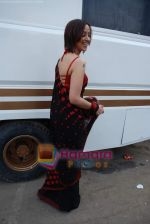 Ishita Arun on the sets of Danicng Queen in Powai on 18th Jan 2009 (50).JPG