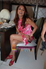 Krutika Desai at Kamia Malhotra_s Silver Spoon restaurant launch in Andheri on 18th Jan 2009 (3).JPG