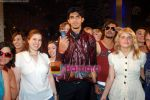 Ishant Sharma at the Shooting of for FLY mobile in Click Nixon, Saki Naka on 19th Jan 2009 (5).JPG