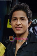 Subhashish Mukherjee at the promotion of film Aasma on Binndass channel show in worli on 19th Jan 2009 (2).JPG