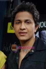 Subhashish Mukherjee at the promotion of film Aasma on Binndass channel show in worli on 19th Jan 2009 (3).JPG