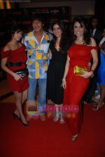 Queenie Dhody, Chunky Pandey at FHM India - Manzoni Style Icon Awards 2009 in Taj Land_s End, Mumbai on 21st January 2009 (104).JPG