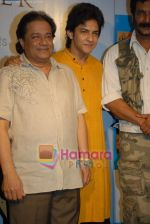 Aditya Narayan, Anup Jalota at Manish Chaturvedi_s bikini calendar launch for Toss Vodka Premix in Mumbai Times Cafe on 22nd Jan 2009 (2).JPG