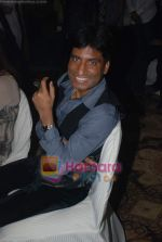 Raju Shrivastava at Magpie Magazine Launch in Taj Land_s End on 25th Jan 2009 (10).JPG