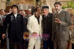Steve Martin, Andy Garcia, Alfred Molina, Yuki Matsuzaki in still from the movie Pink Panther 2.jpg