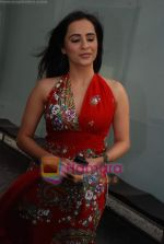 Tina Kuwajerwala at Gitaa 2009 Calendar Launch on 29th Jan 2009 (75).JPG