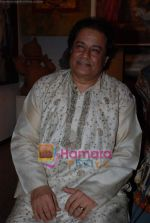 Anup Jalota at Art Desh gallery_s anniversary on 30th Jan 2009 (4).JPG