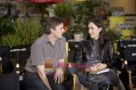 P.J. Hogan, Sophie Kinsella in still from the movie Confessions of a Shopaholic.jpg