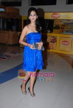 Chahat Khanna at The Film movie special screening in Fun Cinema on 4th Feb 2009 (4).JPG