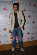 Khalid Siddiqui at the launch party of Amarula Cream - The Spirit of Africa in JW Marriott on 4th Feb 2009 (4).JPG