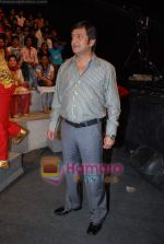 Mahesh Manjrekar at Arre Deewano Mujhe Pehchano Semi Finals in Filmcity on 4th Feb 2009 (15).JPG