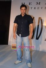 Sachin Sharma at the launch of Hemant Trivedi_s Menswear Collection in Oberoi Mall on 4th Feb 2009 (30).JPG