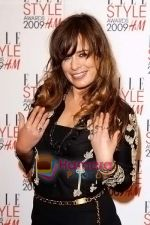 Jade Jagger attends the ELLE Style Awards 2009 held at Big Sky London Studios on February 9, 2009 in London, England.jpg