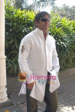 Mahesh Manjrekar at Hero Honda Special at 10 Show on Sony in ITC Grand Central on 12th Feb 2009 (6).JPG