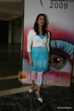 Nagma at Bharat Dorris makeup week in Hotel Rang Sharda on 12th Feb 2009 (39).JPG