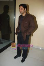 Manish Newar at the launch of Kishore Rocks album by Manish Newar in D Ultimate Club on 17th Feb 2009 (3).JPG