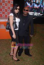 Vinod Kambli at the unveiling of Team India_s new jersey by Nike in Taj Lands End, Bandra on 18th Feb 2009 (5).JPG