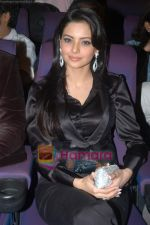 Aamna Shariff at Aloo chaat music launch in Cinemax, Andheri, Mumbai on 20th Feb 2009 (2).JPG
