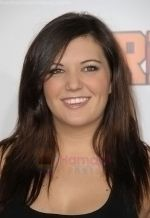Courtney Fleming at the premiere of movie FIRED UP on February 19, 2009 in Culver City, California (3).jpg
