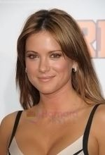 Danneel Harris at the premiere of movie FIRED UP on February 19, 2009 in Culver City, California (4).jpg