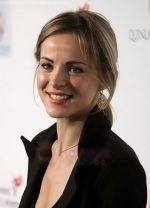 Gemma Hayes at the 4th Annual OSCAR WILDE - HONORING THE IRISH FILM Awards held at The Ebell Club on February 19, 2009 in Los Angeles, California.jpg